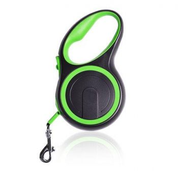 Dog Leash Automatic Retractable Durable Pet Leash For Medium Large Dogs Cats Nylon Extending Traction Rope green 1024x1024@2x