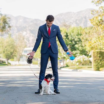 retractable dog leash gray 2 1024x1024@2x